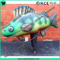 China Inflatable Fish Costume,Inflatable Fish Cartoon,Inflatable Fish Mascot, Tropical Fish on sale
