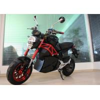 High Speed Non Pollution Electric Enduro Motorcycle Hydraulic Suspension Manufactures