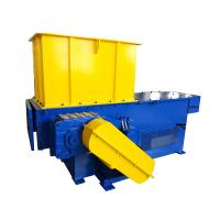 China Eco Friendly Plastic Grinding Machine / Industrial Heavy Duty Shredder on sale