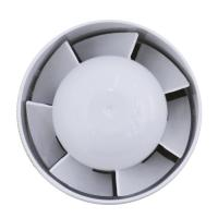 Inline Ventilation Fan Pipeline Blower , 4 Inch 5 Inch 6 Inch Inline Exhaust Fan Manufactures