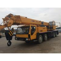 used truck mobile crane 50 ton XCMG QY50K-II for sale Manufactures
