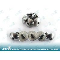 Pure Titanium Fastener used in the field of traffic tool manufacturing industry Manufactures