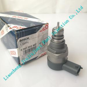 Bosch Common Rail Pressure Control Valve , Common Rail Pressure Regulator DRV 0281002507 Manufactures