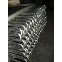 High Tensile Stainless Steel Cooling Coil For Closed Circuit Cooling Tower for sale