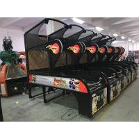 Professional Street Electric Arcade Basketball Game Machine with Metal Frame Manufactures