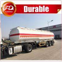 6 compartments 45000L oil tank fuel tanker semi trailer in stock for sale Manufactures