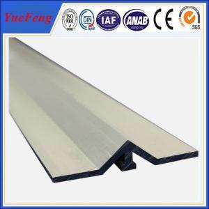 6063 powder coated aluminum extrusion profiles,custom extruded aluminum for driveway gate Manufactures