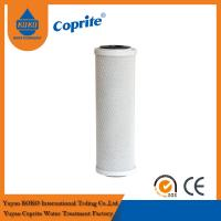 10 CTO Drinking Water Filter Cartridges  / Coconut Carbon Block Filter Cartridge Manufactures