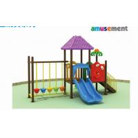 playground plastic , small playground Manufactures
