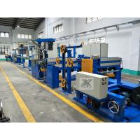 China Twin -  Screw 380v Cable Extruder Machine  ,  Power Cable Making Machine on sale
