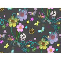 Beautiful Flower Embroidery Patches in High Quality Manufactures