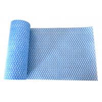Disposable Nonwoven Cleaning Cloth Roll for Kitchen / Restaurant / Hotel Manufactures