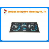 China Brightness 850 cd/m2 12.3-inch 1920 x 720 P TFT LCD Module, LVDS interface for Automobile product on sale
