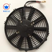 24V 11inch Axial Cooling Air Exhaust Fan For Bus Air conditioning System Manufactures