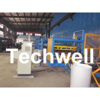 China Mineral Wool Sandwich Panel Machine, Rock Wool Sandwich Panel Making Machine on sale