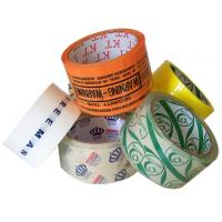 high clear adhesive tape for stationery use Manufactures