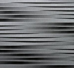 Natural stone 3d black baslat wall art tiles Manufactures