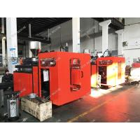 China Double Station Plastic Blow Molding Machine / Hdpe Blow Moulding Machine on sale