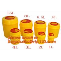 BIOHAZARD SHARP CONTAINERS, STORAGE BOX, CRATES, PET FOOD BOWL, DUSTBINS, PALLETS, BOXES, BANGDAGES, Manufactures