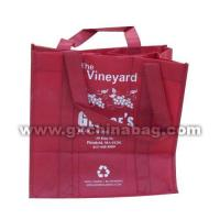 GX2012044 Wine Bag (six bottles available)handles stick to the bottom one side logo printing Manufactures