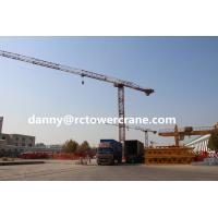 High Quality RCT6011-6 (MC115B) Tower Crane Supplier Manufactures