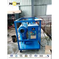 9000L / H Mobile Oil Purifier Dehydrating And Degas Oil Water Centrifuge Steam Machine Manufactures