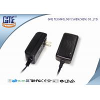 EN60065 AV Wall Mount Power Adapter 5V 4A , AC DC Switching power adapter Manufactures