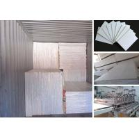 Fireproof Expanded PVC Forex Sheet Self Adhesive For Furniture 1220 X 2440mm Manufactures