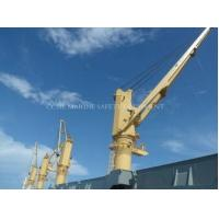 Marine Telescopic Boom Ship Deck Crane Manufactures