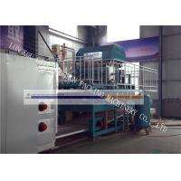 Customized Egg Carton Making Machine Stainless Steel Material 380V Manufactures
