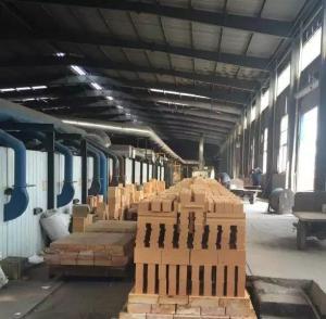 Industrial Magnesite Furnace Refractory Bricks High Heat For Furnace Slag Zone Purging Manufactures