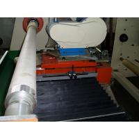 Automatic Pneumatic Tape Slitting Machine , 5HP High Power slitter machines Manufactures