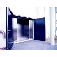 CE Certification Freight Lift Elevator Variable Pressure Automatic Door Manufactures