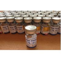 5mg, 10mg Fat Burning Supplement  Polypeptide Hormones HGH Fragment 176-191 Manufactures