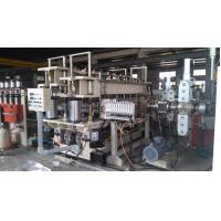 High Production Plastic Sheet Extrusion Line , PC Hollow Board Extrusion Line Manufactures