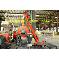 China Single Screw XPS Extrusion Line 150/200 , Styrofoam Sheet XPS Production Line on sale