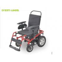 Handicap Electric Lightweight Mobility Scooter 4 Wheel Drive Power Wheelchair 70Kgs Manufactures