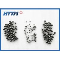 China Hardness 90.8 HRA Tungsten Carbide Ball blank with 10% cobalt content , 90% WC​ on sale