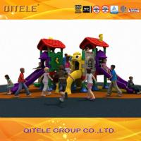 Commercial Kids Play Equipment , Plastic Play Equipment For Toddlers Manufactures