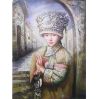 National Style Oil Painting (OLP10-038) Manufactures