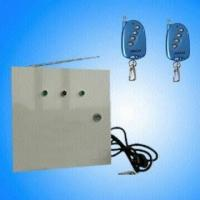 INTRUDER ALARM WITH STORAGE BATTERY AND IRON CASE Manufactures