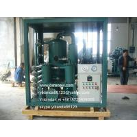 Weather-Proof (Enclosed Type) Vacuum Dielectric Oil Filtering Unit | Transformer Oil Purification Machine Manufactures
