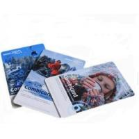 China Long Range Passive RFID Smart Card Waterproof PVC / Paper For Ski Centre Access on sale