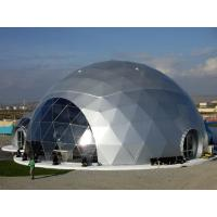 Outdoor PVC 5-50m Big Wedding Portable Geodesic Dome Shelter Event Party Tent Manufactures