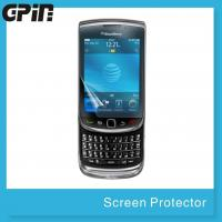 anti glare screen protector for blackberry torch 9800 Manufactures