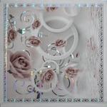 Custom Color PVC Foil Ceiling Tiles Hot Stamping DG5957-1 Fireproof 595*595mm Manufactures