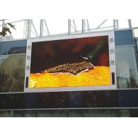 Quality Street Full Color LED Signs Outdoor IP65 LED Screen Advertising P20 Fireproof for sale