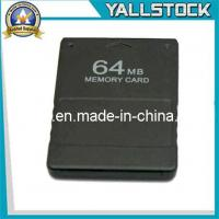 China 64MB Memory Card for PS2 -V4604 on sale