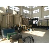 Full Automatic Low Pressure Foam Machine , Polyurethane Foam Production Line 300L / Min Manufactures