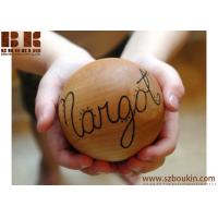 China wooden balls for crafts Personalized wooden balls for gift #8#10 on sale